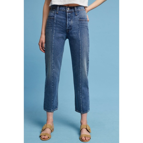11cba53a7cc Levi's Jeans | Nwt Levis Altered Straight Button Fly 26 | Poshmark